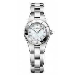 Baume & Mercier Women's Watch Linea 10011 Quartz