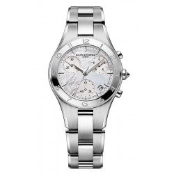 Baume & Mercier Women's Watch Linea 10012 Quartz Chronograph