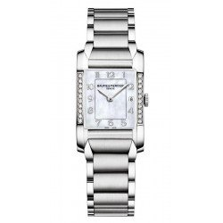 Baume & Mercier Women's Watch Hampton Quartz 10051