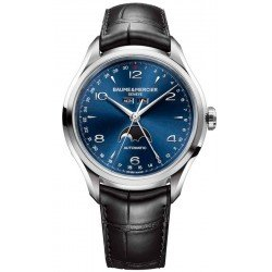 Baume & Mercier Men's Watch Clifton Moonphase Automatic 10057