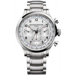 Baume & Mercier Men's Watch Capeland 10064 Automatic Chronograph