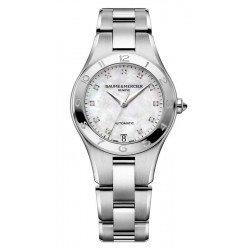 Buy Baume & Mercier Women's Watch Linea 10074 Automatic