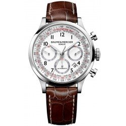 Buy Baume & Mercier Men's Watch Capeland 10082 Automatic Chronograph