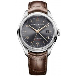 Baume & Mercier Men's Watch Clifton Dual Time Automatic 10111