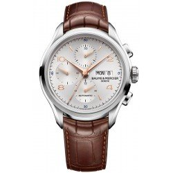 Baume & Mercier Men's Watch Clifton 10129 Automatic Chronograph