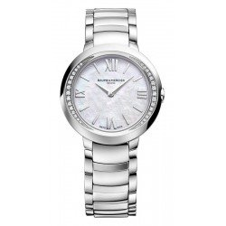 Baume & Mercier Women's Watch Promesse 10160 Quartz