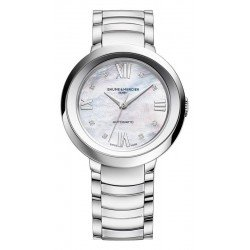 Baume & Mercier Women's Watch Promesse 10162 Automatic
