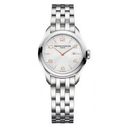 Baume & Mercier Women's Watch Clifton 10175 Quartz