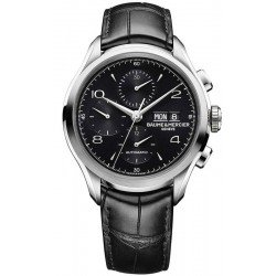 Baume & Mercier Men's Watch Clifton 10211 Automatic Chronograph
