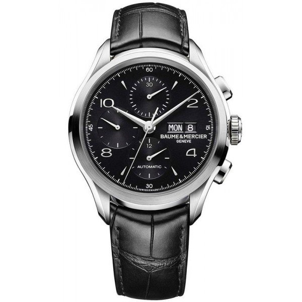 Buy Baume & Mercier Men's Watch Clifton 10211 Automatic Chronograph