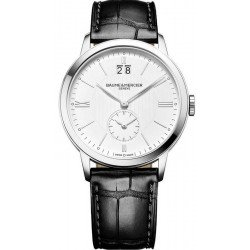 Buy Baume & Mercier Men's Watch Classima Dual Time Quartz 10218