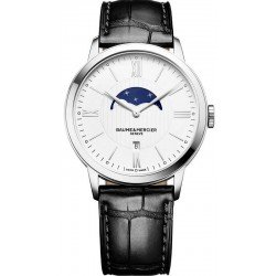 Baume & Mercier Men's Watch Classima 10219 Moonphase Quartz
