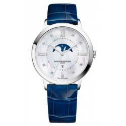 Baume & Mercier Women's Watch Classima Moonphase Quartz 10226