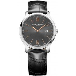 Buy Baume & Mercier Men's Watch Classima 10266 Quartz