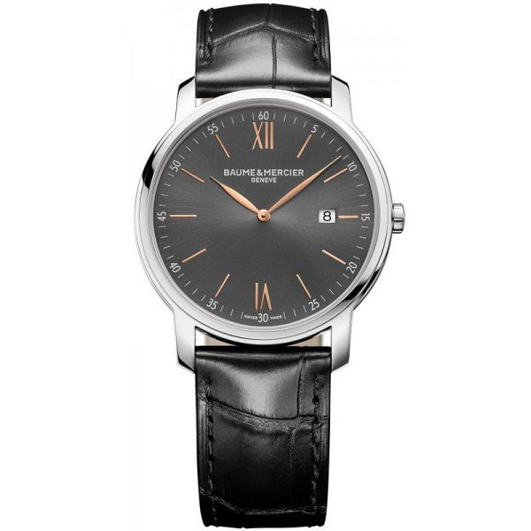Buy Baume & Mercier Men's Watch Classima 10266 Quartz