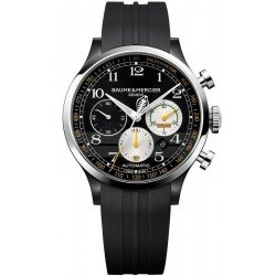 Buy Baume & Mercier Men's Watch Capeland Shelby Cobra Automatic Chronograph 10281