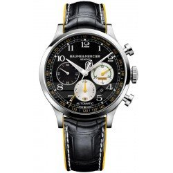 Baume & Mercier Men's Watch Capeland Shelby Cobra Automatic Chronograph 10282