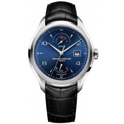 Baume & Mercier Men's Watch Clifton GMT Automatic 10316