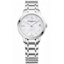 Baume & Mercier Women's Watch Classima 10326 Quartz