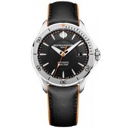 Baume & Mercier Men's Watch Clifton 10338 Automatic