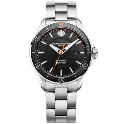 Baume & Mercier Men's Watch Clifton 10340 Automatic
