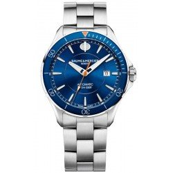 Baume & Mercier Men's Watch Clifton 10378 Automatic