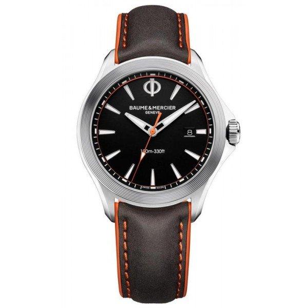 Buy Baume & Mercier Men's Watch Clifton Club 10411 Quartz