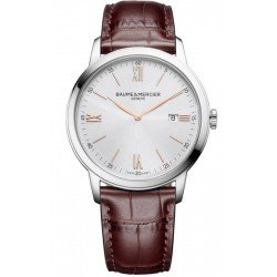 Buy Baume & Mercier Men's Watch Classima 10415 Quartz
