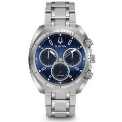 Bulova Men's Watch Sport Curv Precisionist 96A185 Quartz Chronograph
