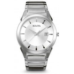 Buy Bulova Men's Watch Dress 96B015 Quartz