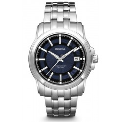 Bulova Men's Watch Langford Precisionist 96B159 Quartz