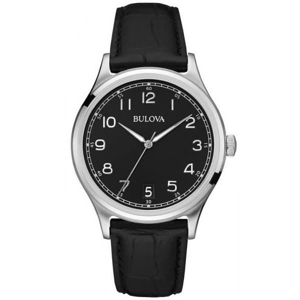 Buy Bulova Men's Watch Vintage 96B233 Quartz
