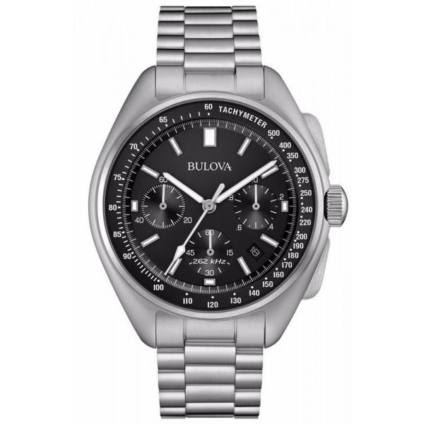 Buy Bulova Men's Watch Moon Precisionist 96B258 Quartz Chronograph