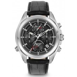 Buy Bulova Men's Watch Dress Precisionist 4 Eye 96B259 Quartz Chronograph