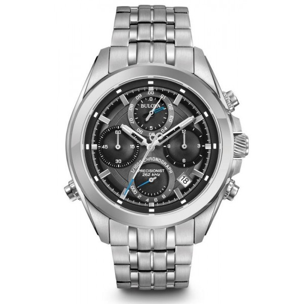 Buy Bulova Men's Watch Dress Precisionist 4 Eye 96B260 Quartz Chronograph