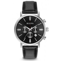 Bulova Men's Watch Aerojet 96B262 Quartz Chronograph