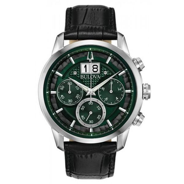 Buy Bulova Men's Watch Sutton Classic Quartz Chronograph 96B310