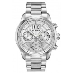 Bulova Men's Watch Sutton Classic Quartz Chronograph 96B318