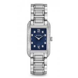 Bulova Women's Watch Curv Diamonds 96R211 Quartz