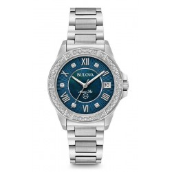 Buy Bulova Women's Watch Marine Star 96R215 Quartz
