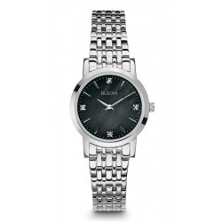 Bulova Women's Watch Diamonds 96S148 Quartz