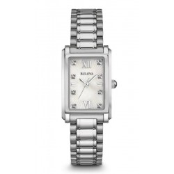 Buy Bulova Women's Watch Diamonds 96S157 Quartz