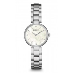 Bulova Women's Watch Diamonds 96S159 Quartz