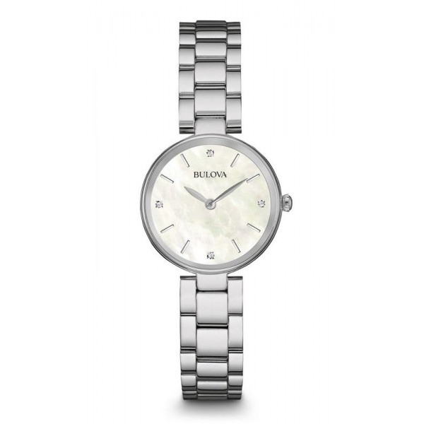 Buy Bulova Women's Watch Diamonds 96S159 Quartz
