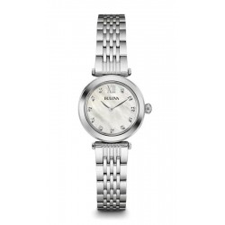 Bulova Women's Watch Diamonds 96S167 Quartz