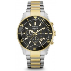 Buy Bulova Men's Watch Marine Star 98B249 Quartz Chronograph