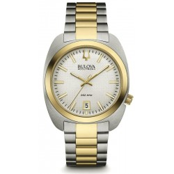 Bulova Men's Watch Accutron II Precisionist 98B272 Quartz