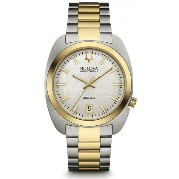 Buy Bulova Men's Watch Accutron II Precisionist 98B272 Quartz