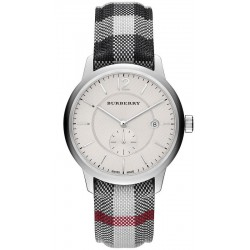 Burberry Men's Watch The Classic Round BU10002