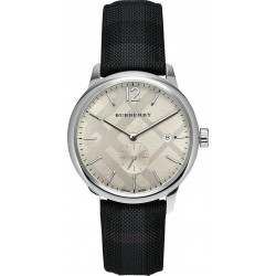 Burberry Men's Watch The Classic Round BU10008